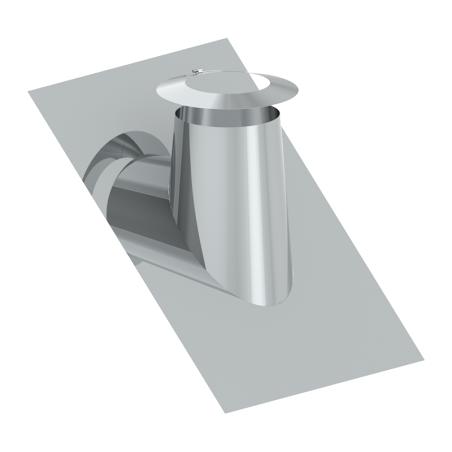 Dachdurchführung 36–45° | Edelstahlschornstein DW Keramik