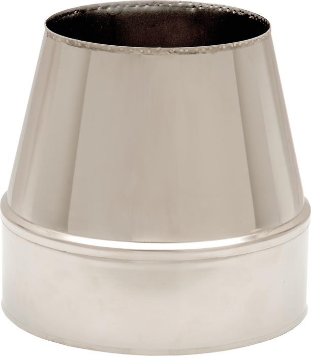 Mündungsabschluss | Edelstahlkamin DW Standard / Premium