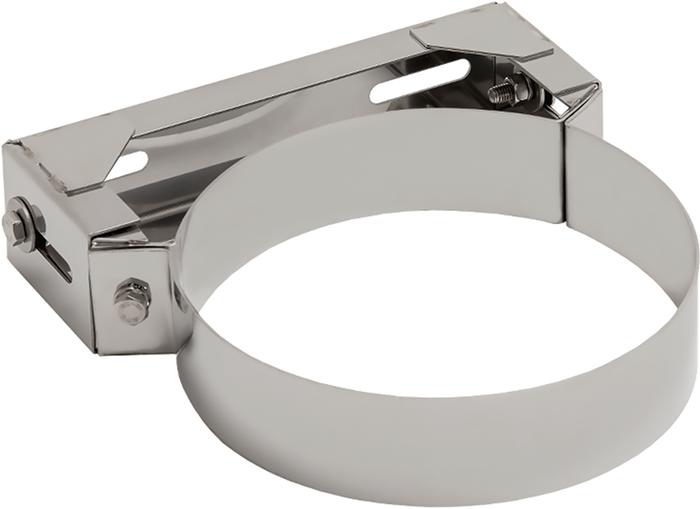 Wandhalter 0 verstellbar | Edelstahlkamin DW Standard / Premium / Trend