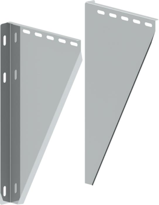 Wandkonsole 150–250 mm verstellbar | Edelstahlschornstein DW Keramik