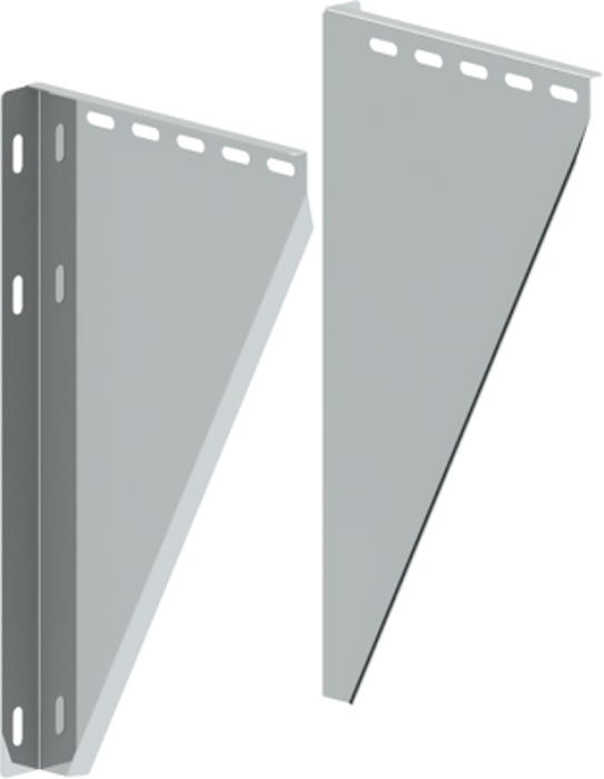 Wandkonsole 50–150 mm verstellbar | Edelstahlschornstein DW Keramik