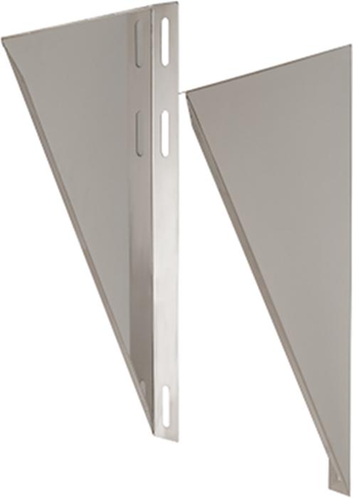 Wandkonsole 50–150 mm verstellbar | Edelstahlkamin DW Standard / Premium / Trend