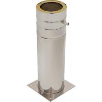 Bodenplatte mit Standfuß 500 mm DW Trend