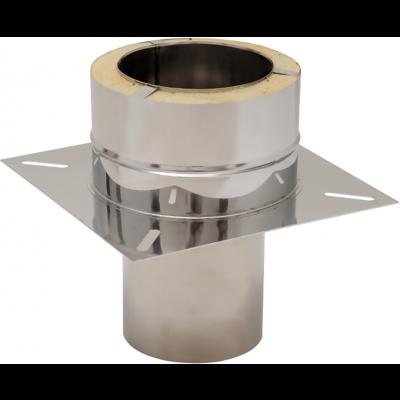 Bodenplatte Kaminverlängerung | Edelstahlkamin DW Standard / Premium