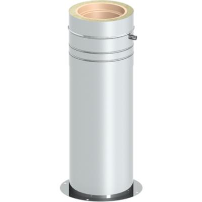 Bodenplatte Standfuß 280–730 mm | Edelstahlschornstein DW Keramik