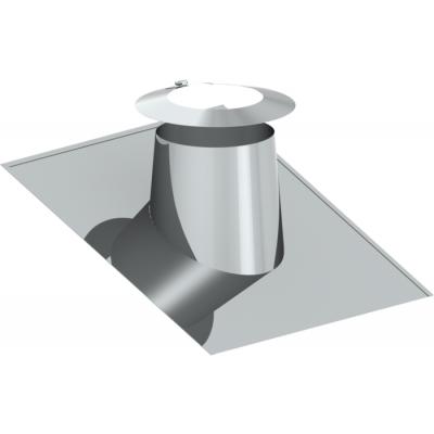 Dachdurchführung 16–25° | Edelstahlschornstein DW Keramik