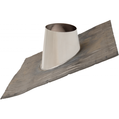 Dachdurchführung 20–35° | Edelstahlkamin DW Standard / Premium / Trend