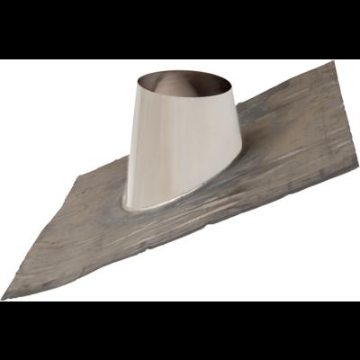 Dachdurchführung 5–20° | Edelstahlkamin DW Standard / Premium / Trend