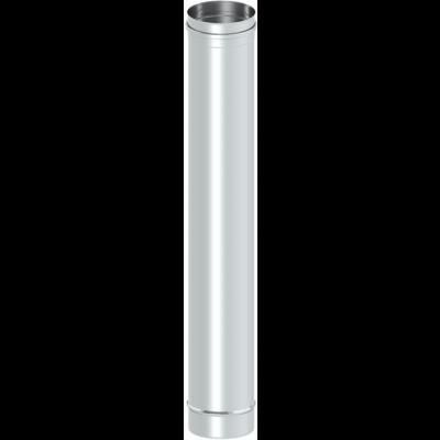 Längenelement 1000 mm | Kaminsanierung Edelstahl EW