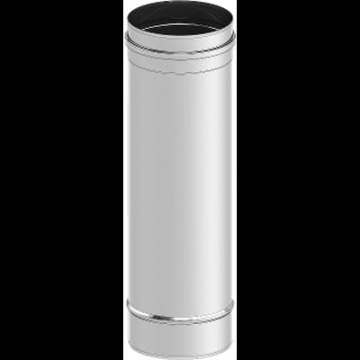 Längenelement 500 mm | Kaminsanierung Edelstahl EW