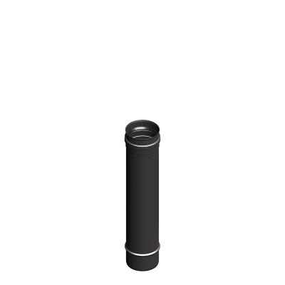 Längenelement 500 mm schwarz | EW Pellets