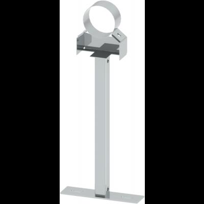 Wandhalter 50–360 mm verstellbar | Kaminsanierung Edelstahl EW