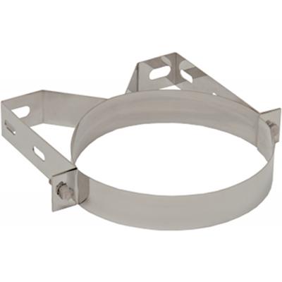 Wandhalter 50 mm starr | Edelstahlkamin DW Standard / Premium / Trend