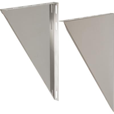 Wandkonsole 250–350 mm verstellbar | Edelstahlkamin DW Standard / Premium / Trend
