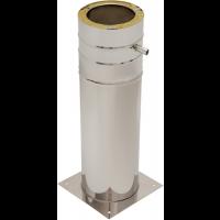 Bodenplatte mit Standfuß 500 mm DW