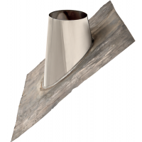 Dachdurchführung 35–50° DW