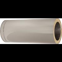 Längenelement 500 mm mit Wandfutter kürzbar DW