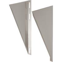 Wandkonsole 50–150 mm verstellbar DW