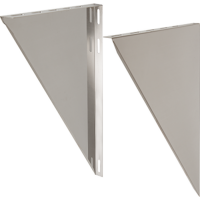 Wandkonsole 100–200 mm verstellbar DW